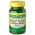 Spring Valley Svetol Green Coffee Bean Reviews