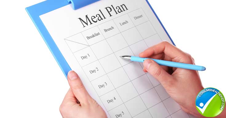 A Meal Checklist
