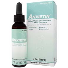 Anxietin Review