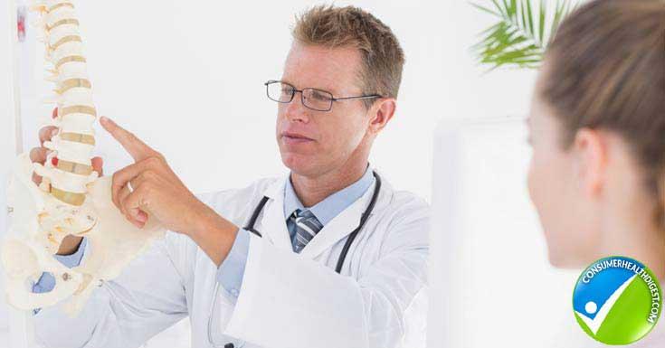 Visit a chiropractor