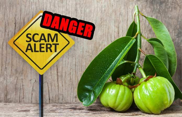 Garcinia Cambogia Scam