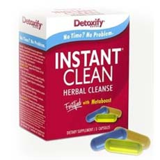 Instant Clean from Detoxify