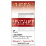 RevitaLift Anti-Wrinkle + Firming Eye Cream Review: Is it Safe?