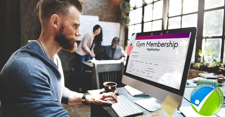 Online Gym Signup