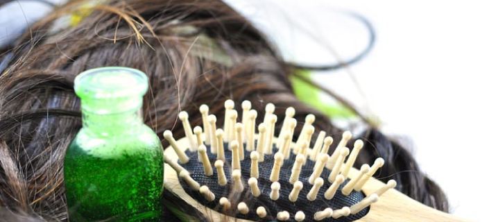 Ways To Cure Hair Loss