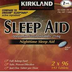 Kirkland Sleep Aid Review