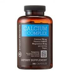 Amazon Elements Calcium Complex