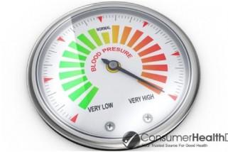 Blood Pressure Number