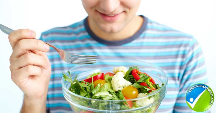 Consume Healthy Meals