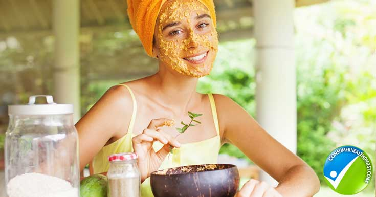 Cornmeal Facial Scrub