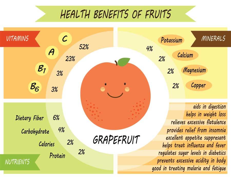 Grapefruit Info