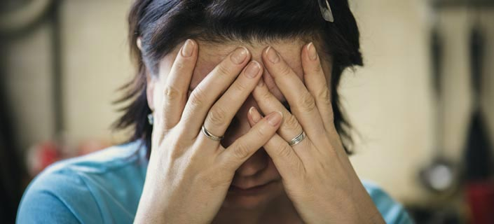 Nighttime Hot Flashes May Cause Mild Depression
