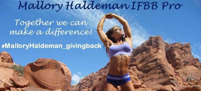 mallory Haldeman Athlete