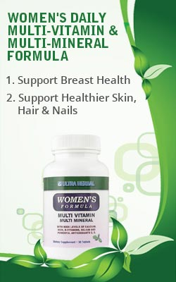Ultra Herbal Multi Vitamin for Her