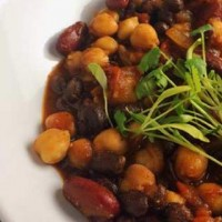 Three-Bean Chili - The Ultimate Testosterone Booster