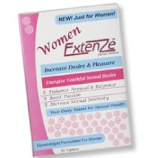 Extenze Ingredients Daily Value