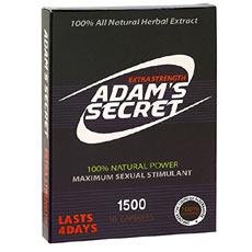 Adams secret 1500