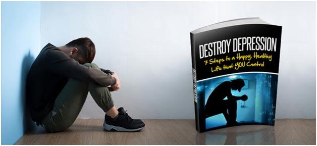 Destroy Depression Book