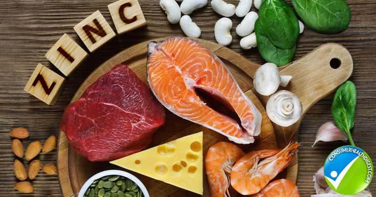 Diet to Increase Zinc