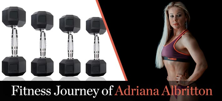 A Fitness Journey from the Inside Out by Adriana Albritton