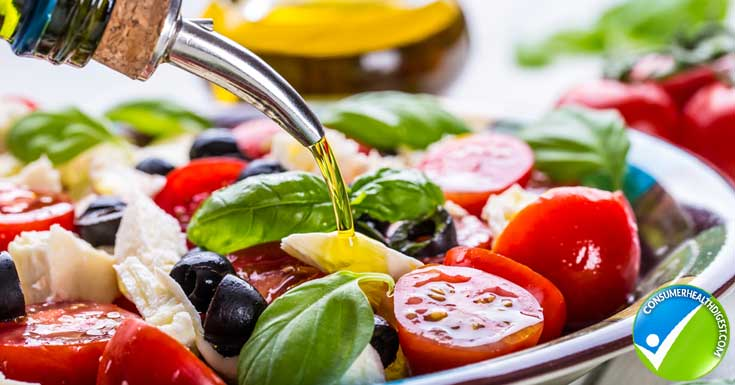 Mediterranean Diet Food
