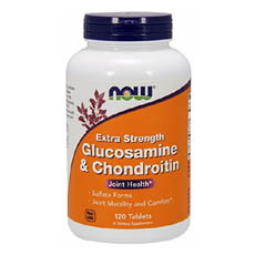 Now Glucosamine Chondroitin Review