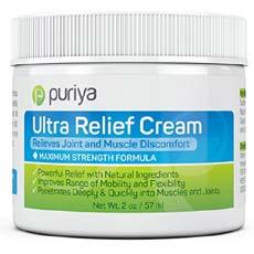 Puriya Ultra Relief Cream