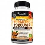 Schwartz Turmeric Curcumin Reviews