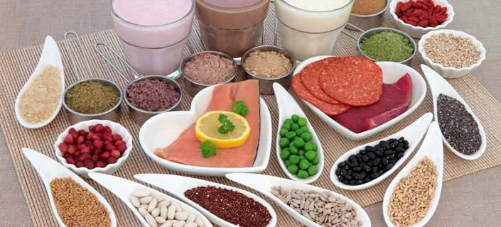 Sinfully Delicious High Protein Foods
