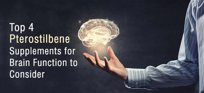 Top 4 Pterostilbene Supplements for Brain Function
