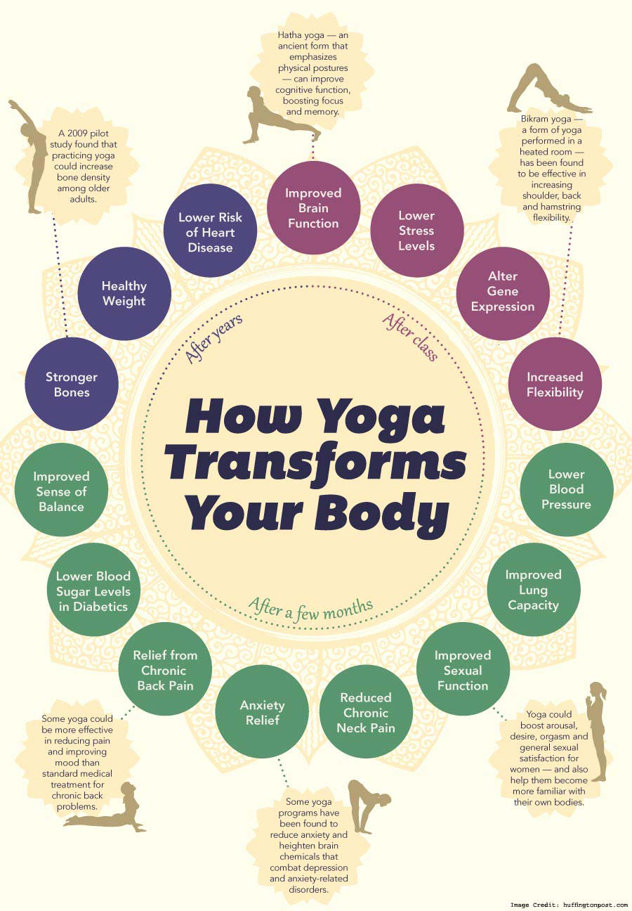 Yoga Increases* Info