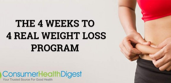 4 Weeks To 4Real Weight Loss System