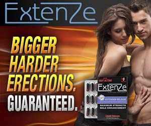Extenze Male Supplement