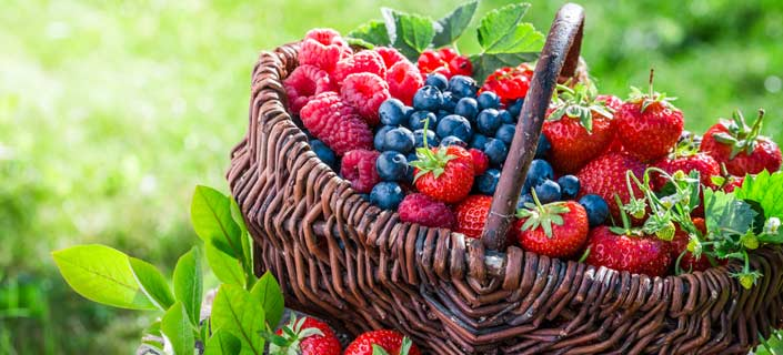 Berries Are the Healthiest Food to Eat When Dieting