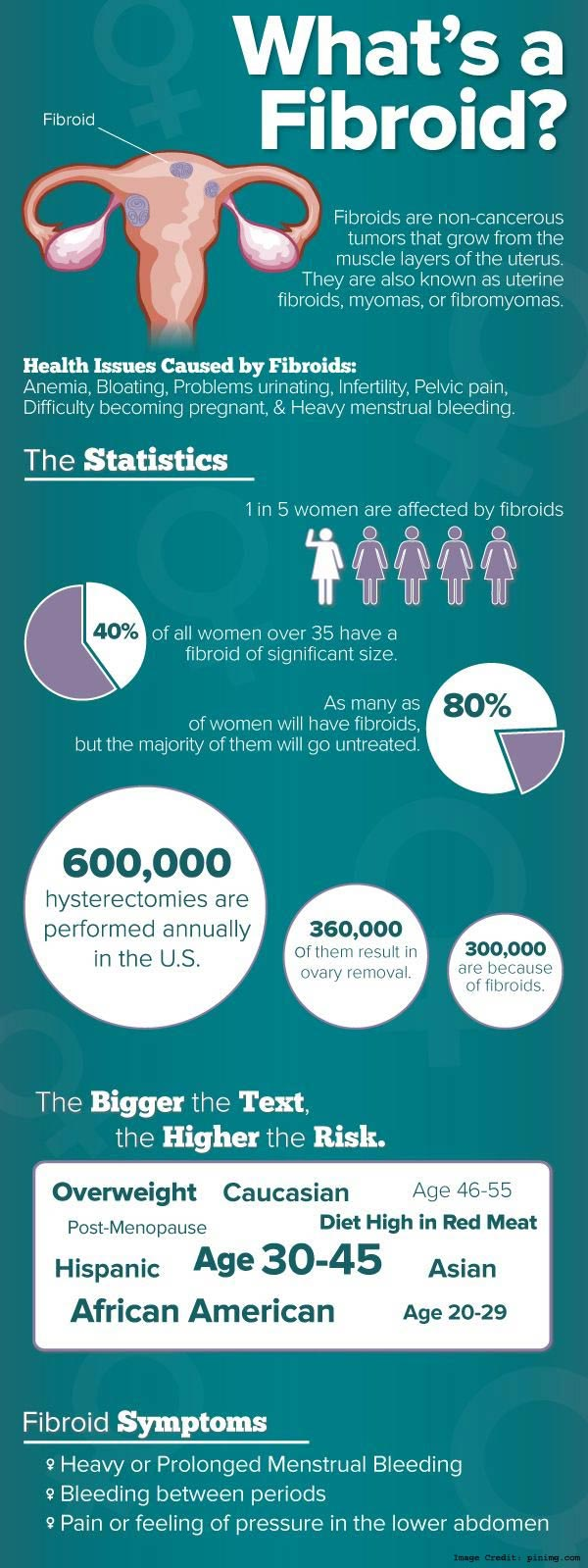 Causes Fibroids