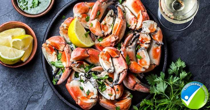 Crab Tentacles