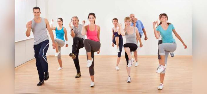 Group Exercise Training