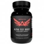 Imsoalpha Alpha Test Boost Reviews