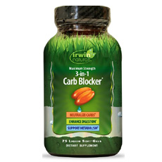 Irwin 3 in 1 Carb Blocker