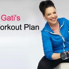 Kathleen Gati Workout Plan
