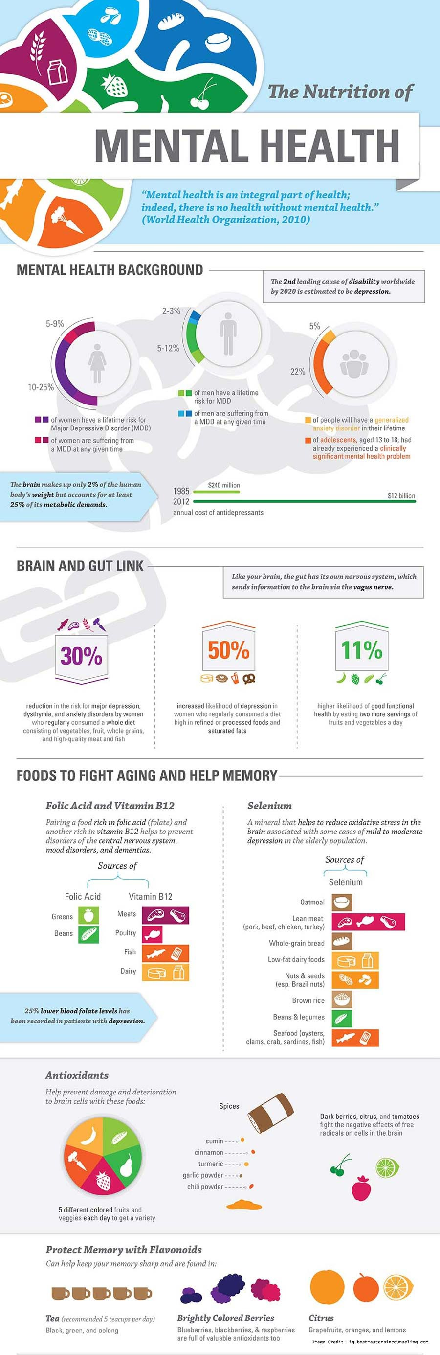 Mental Diet Info