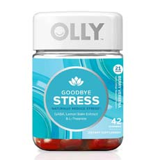 Olly Nutrition Goodbye Stress