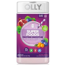 Olly Nutrition Smoothies