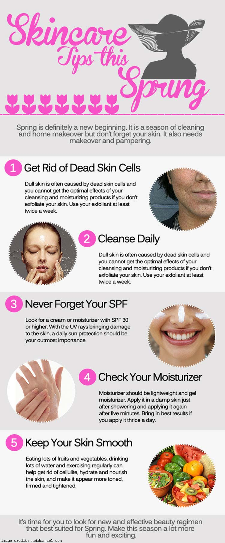 Proper Cleansing Skin Care Techniques skincare-tips