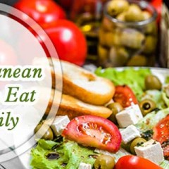 5 Mediterranean Diet to Eat