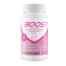 BOOST Milk Enhancer