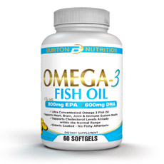 Burton fish oil review updated 2018 does this product for Do fish oil pills work