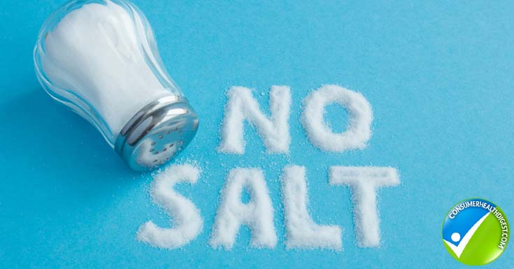 Cut Down Sodium Intake