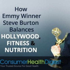 Emmy Winner Steve Burton