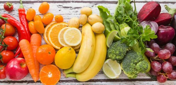 Favourite Colour Can Define Your Food and Balance Diet